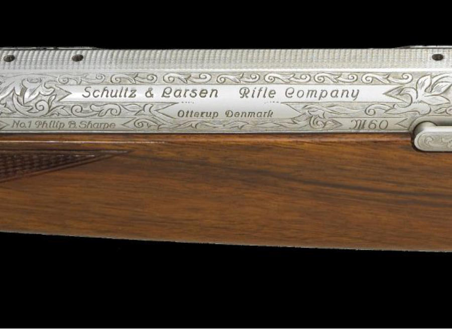Philip Sharpes M60 7x61 Sharpe & Hart
