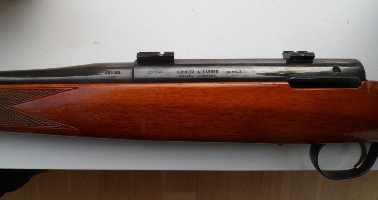 The M54 and the M54J