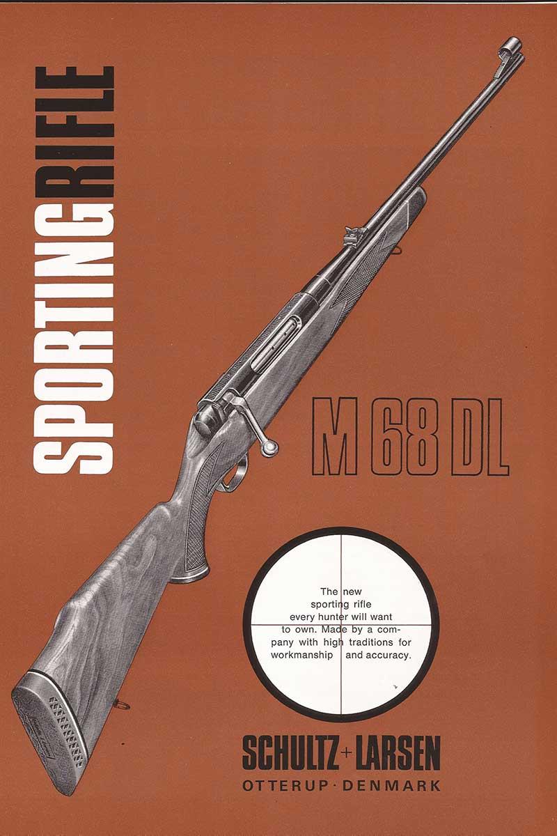 M68DL reklame